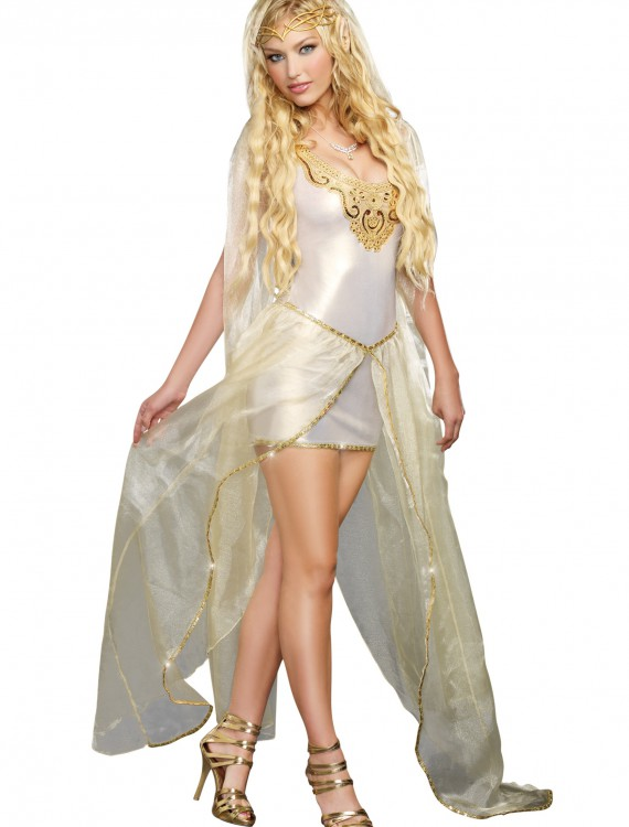 Womens Elf Princess Costume buy now