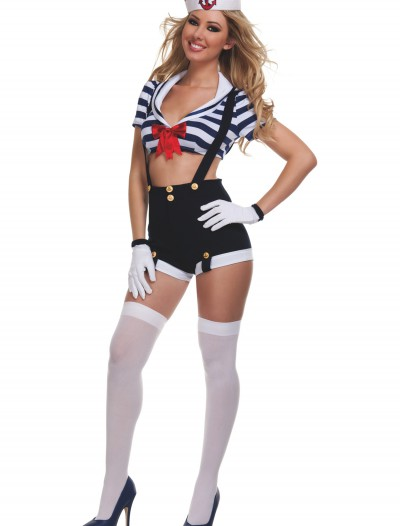 Womens Harbor Hottie Sailor Costume buy now