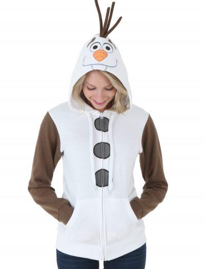 Womens I Am Olaf Hoodie buy now