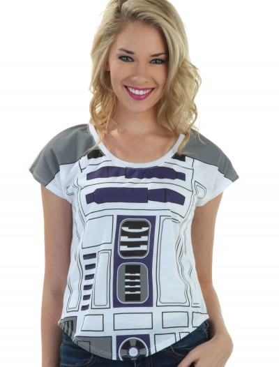 Womens I Am R2D2 Fashion T-Shirt buy now