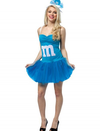 Womens M&M Blue Party Dress buy now