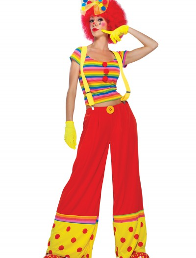 Womens Moppie the Clown Costume buy now
