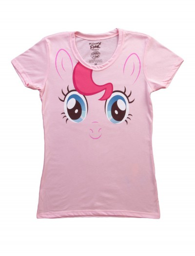 Womens My Little Pony Pinkie Pie Costume T-Shirt buy now