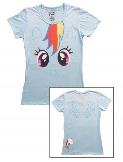 Womens My Little Pony Rainbow Dash T-Shirt buy now