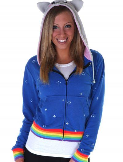 Womens Nyan Cat Hoodie buy now