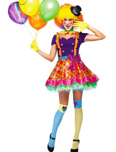 Womens Party Clown Costume buy now