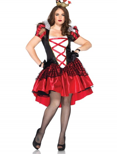 Womens Plus Royal Queen Costume buy now