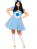 Plus Size Care Bears Grumpy Bear Costume buy now