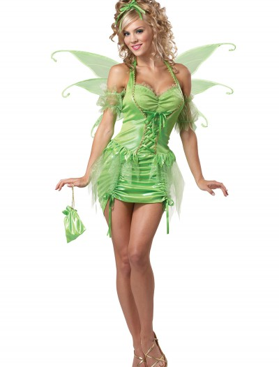 Women's Plus Size Tinkerbell Fairy Costume buy now