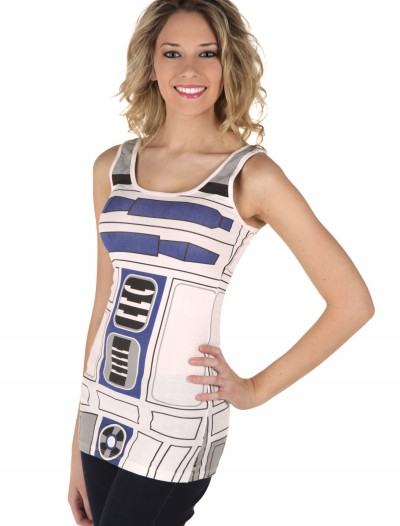 Womens R2D2 Tank Top buy now