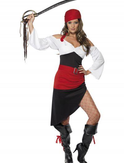 Womens Sassy Pirate Costume buy now