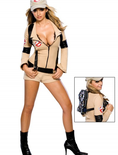 Women's Sexy Ghostbuster Costume buy now