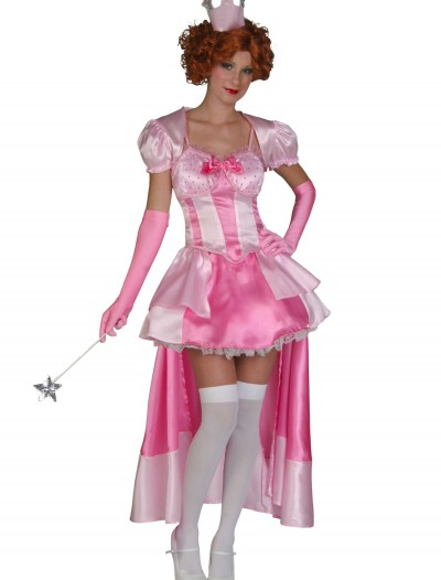 Womens Sexy Pink Witch Costume buy now
