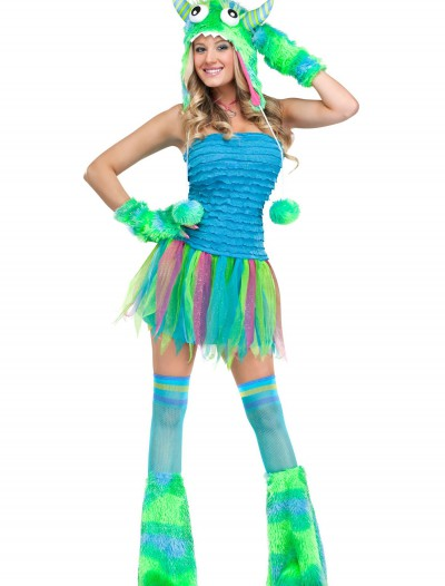 Womens Sexy Sea Monster Costume buy now