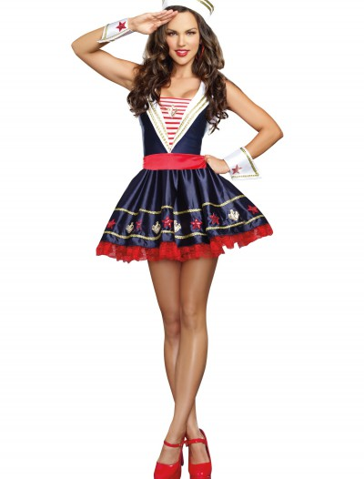 Women's Shore Thing Sailor Costume buy now