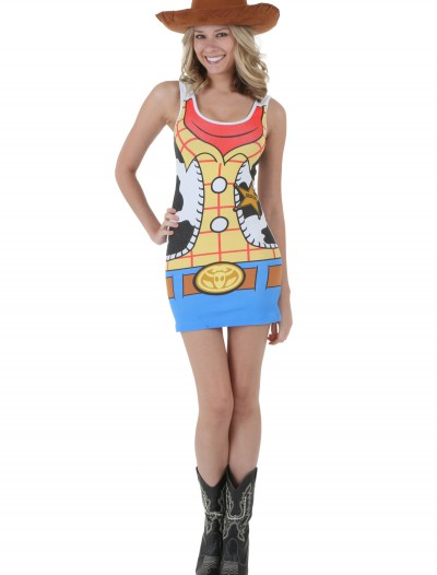 Womens Toy Story Woody Tunic Tank buy now