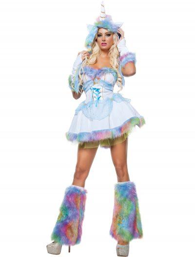 Womens Unicorn Fantasy Costume buy now