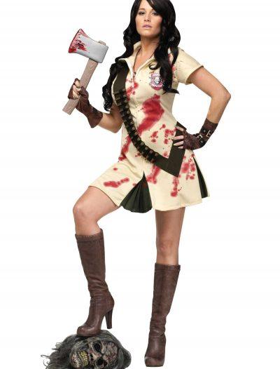 Womens Zombie Hunter Costume buy now